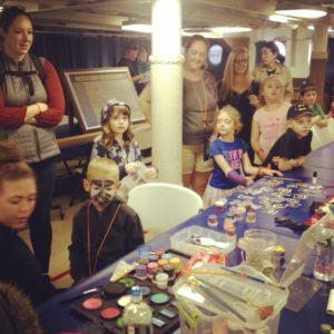 Spring Fling Family Fun Day @ Battleship New Jersey