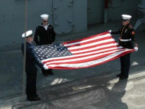 Flag Day @ Battleship New Jersey