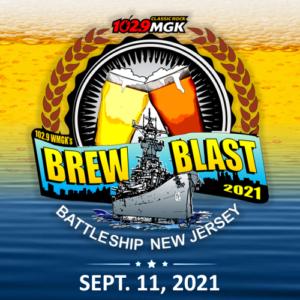 WMGK 2021 Brew Blast @ Battleship New Jersey
