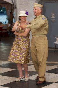 WWII Victory Day BBQ Lunch & Dance @ Battleship New Jersey