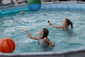 Pool Party on the Battleship! @ Battleship New Jersey