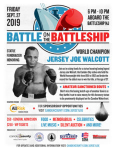 Battle on the Battleship Boxing Matches @ Battleship New Jersey