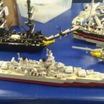 Build a Lego Battleship During Weekends in September