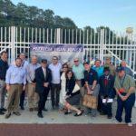 Battleship Dedicates Pier in Honor of Assemblywoman Patricia Egan Jones