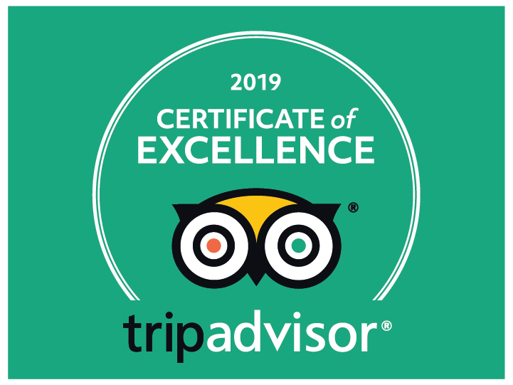 Battleship NJ's Trip Advisor 2019 Certificate of Excellence
