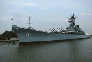 Battleship Closed on New Year's Day @ Battleship New Jersey