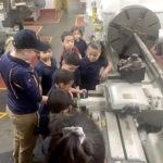 Sponsor a Child to Tour the Battleship