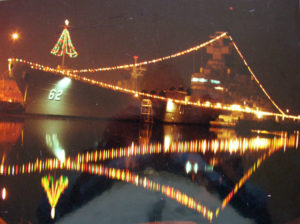 Merry Christmas!  Battleship Closed for Tours on Christmas Day @ Battleship New Jersey