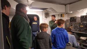 Home School Day on the Battleship @ Battleship New Jersey