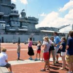 Tour the Battleship during the NJ Teachers Convention