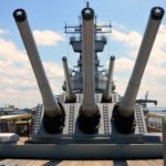 Touch History with a Tour of the World's Greatest Battleship!