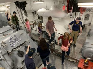 Engineering Steam to Speed Tours to Launch at 11am in 2020 @ Battleship New Jersey