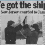 """20 Years Ago """"We Got the Ship!"""""""
