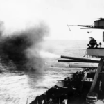 BATTLESHIP CEREMONY TO REMEMBER THE  75TH ANNIVERSARY OF THE BATTLE OF IWO JIMA
