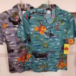 Get Tropical with a Battleship Hawaiian Shirt!