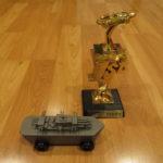 Battleship Derby Car Captures First Place in Design!