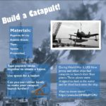 Building History Kids' Activity:  Make a Catapult!