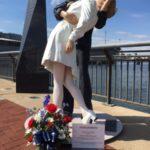 The Battleship Remembers Sculptor Seward Johnson
