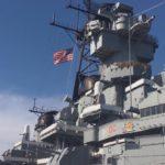 Get a Flag Flown Over the Battleship!