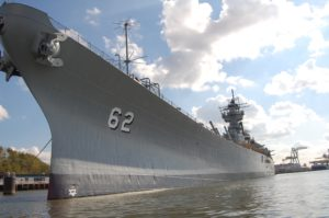Battleship Needs Your Help While Closed for Tours During Coronavirus Threat @ Battleship New Jersey