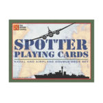 WWII Naval & Airplane Spotter Playing Cards