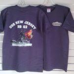 Battleship Item of the Day:  Ship Firing T-Shirt