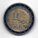 Battleship Challenge Coins