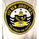 Vietnam-era Battleship Beach Towel Now Available