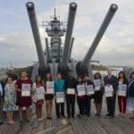 Battleship New Jersey's Camden Student Scholarship Extends Deadline to June 1