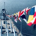 Get a Signal Flag Flown Above the Battleship for a Donation
