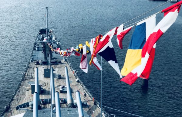 Retired Signal Flags