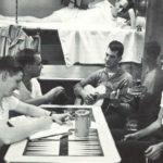 Battleship Remembers and Salutes HM1 Lloyd R. Crain