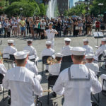 Navy Band NE to Perform at 11am Today, May 12 for NJ Navy Week!
