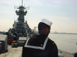 Help Our Troops and Get a Free Tour of the Battleship @ Battleship New Jersey