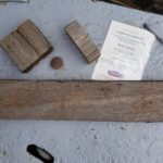 Own a Piece of History: A Piece of Teak Deck from the Battleship