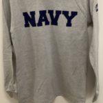 Look Good in a Long Sleeve Navy T-Shirt