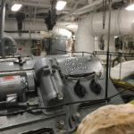 Battleship to Offer Free Tours of Engine Room Beginning Saturday, Aug. 1