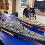 Thank You Philadelphia Ship Model Society for Displaying Your Work!