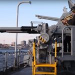 Battleship Celebrates WWII Victory Day on Saturday, August 15