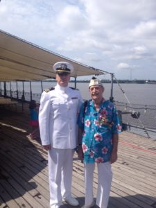 Veterans Tour for any Donation Amount on Veterans Day, Nov. 11 @ Battleship New Jersey