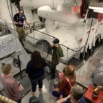 Curator's Behind-the-Scenes Tours of the Battleship
