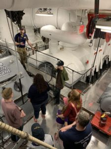 Evening Guided Tours: Engine Room @ Battleship New Jersey