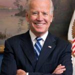 Battleship Salutes President Biden