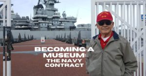 Tonight's (Mon., Mar. 8) Blitz Video: Becoming a Navy Ship Museum @ Battleship New Jersey