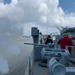 Battleship to Open for Tours with a Bang on Saturday, March 6