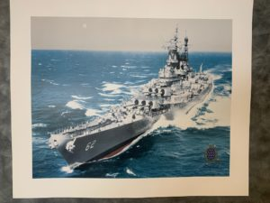 Free Battleship Prints with a Tour of the Battleship in May @ Battleship New Jersey