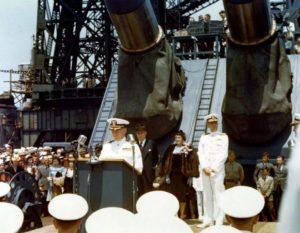 Battleship Commissioning Anniversary & Camden County Medals Presentation Ceremony @ Battleship New Jersey