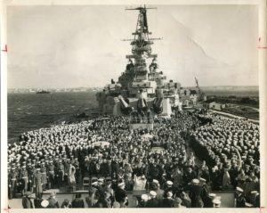 Korea Recommissioning Ceremony