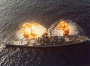 Battleship Diplomacy In Lebanon