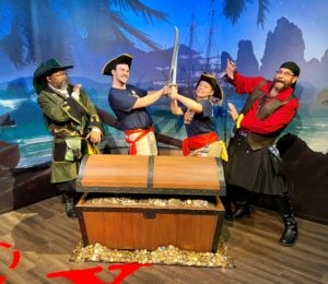 Arrggg Discounted Tours of the Battleship for Pirates! @ Battleship New Jersey